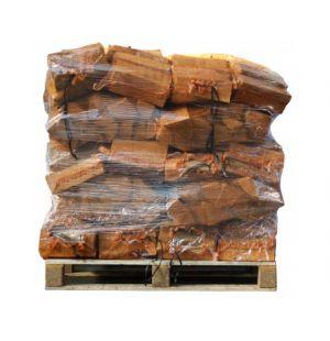 40 zakken ovengedroogd berkenhout
