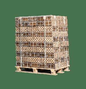96 zakken Pini Kay briketten (import)