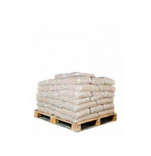50 zakken witte pellets